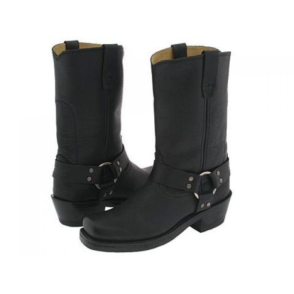 デュランゴ Durango レディース ブーツ シューズ・靴【RD510】Black Smooth Leather