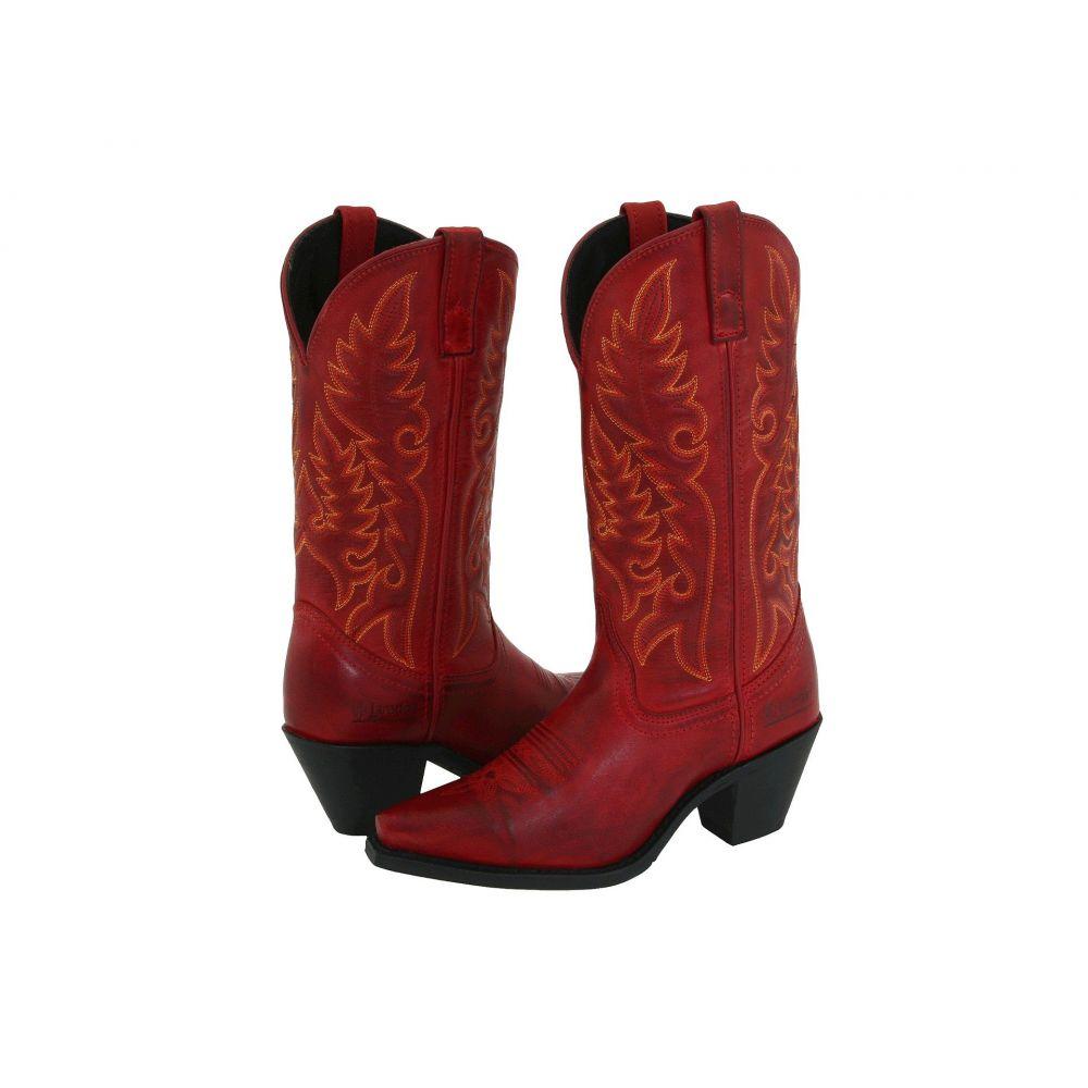 ラレド Laredo レディース ブーツ シューズ・靴【Madison】Burnished Red
