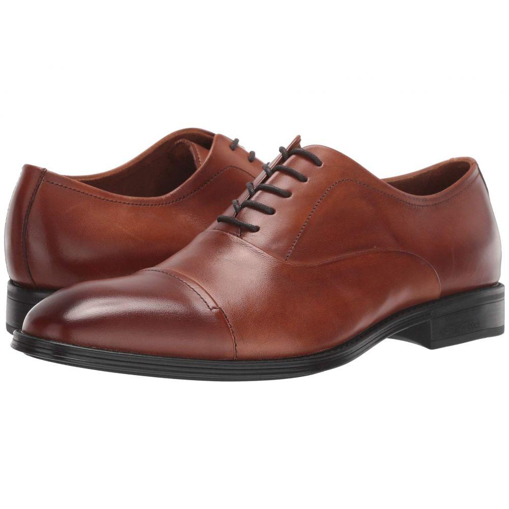 ケネス コール Kenneth Cole New York メンズ 革靴・ビジネスシューズ レースアップ シューズ・靴【Micah Lace-Up C】Cognac