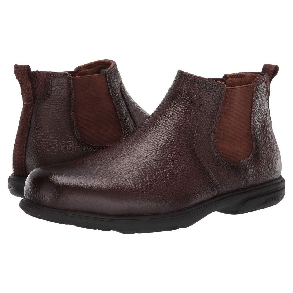 フローシャイム Florsheim Work メンズ ローファー シューズ・靴【Loedin Boot】Brown