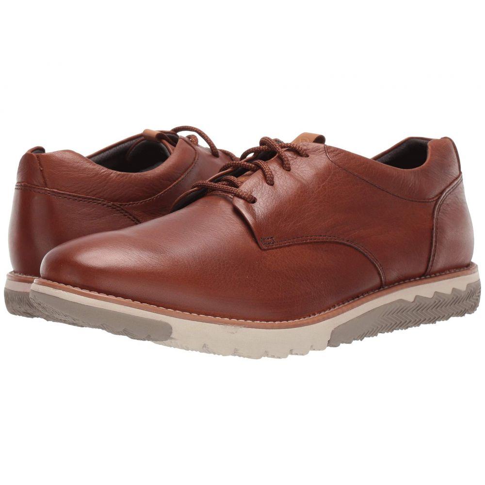 ハッシュパピー Hush Puppies メンズ 革靴・ビジネスシューズ レースアップ シューズ・靴【Expert PT Lace-Up】Cognac Leather
