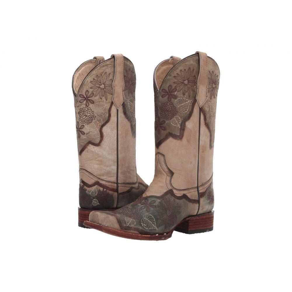 コラル Corral Boots レディース ブーツ シューズ・靴【L5467】Sand