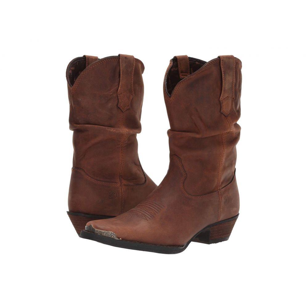 デュランゴ Durango レディース ブーツ シューズ・靴【11' Crush Slouch】Heirloom Brown