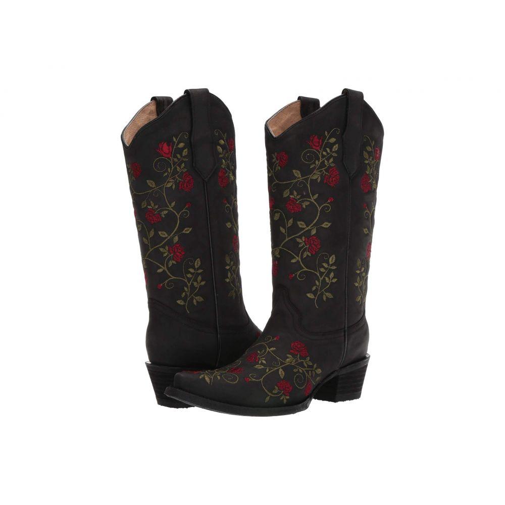 コラル Corral Boots レディース ブーツ シューズ・靴【L5444】Black