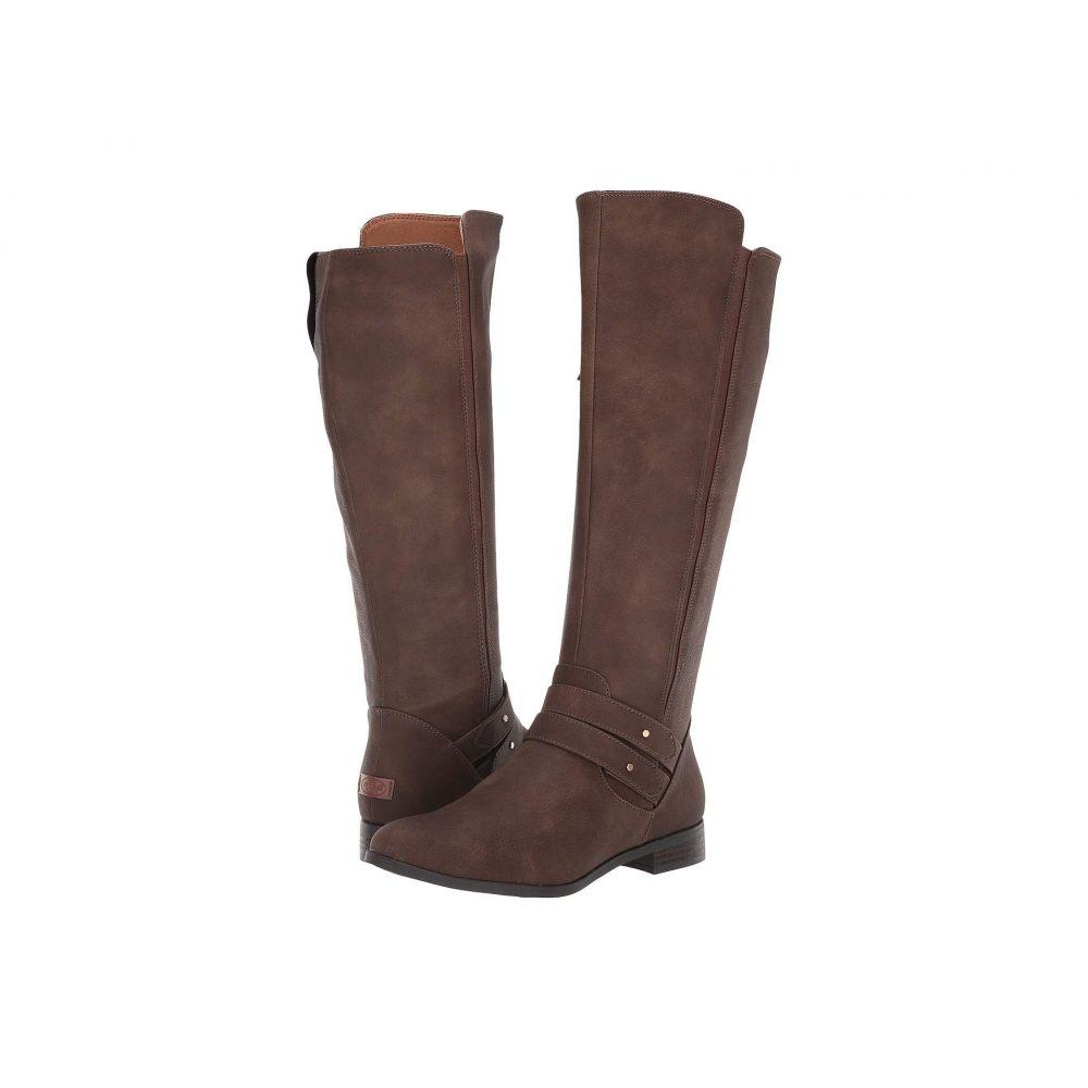 ドクター ショール Dr. Scholl's レディース ブーツ シューズ・靴【Reach For It】Chocolate Brown