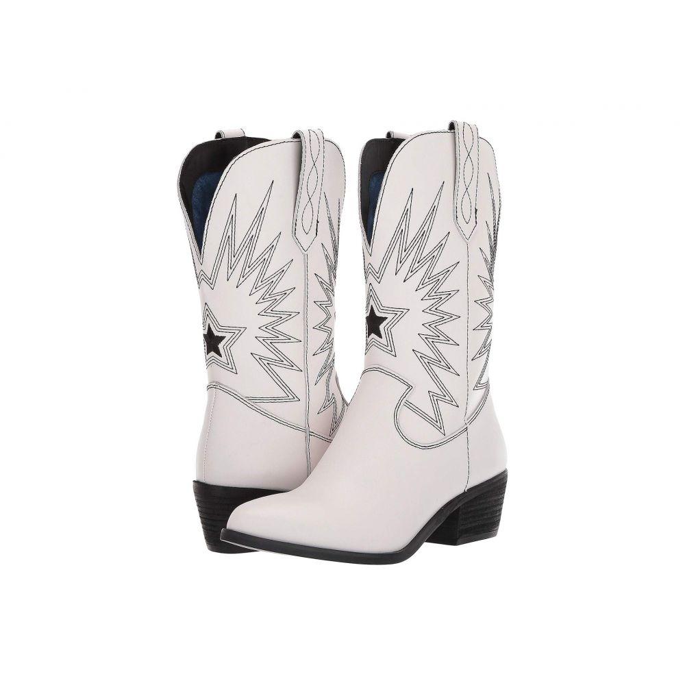 ディンゴ Dingo レディース ブーツ シューズ・靴【Rockstar】White