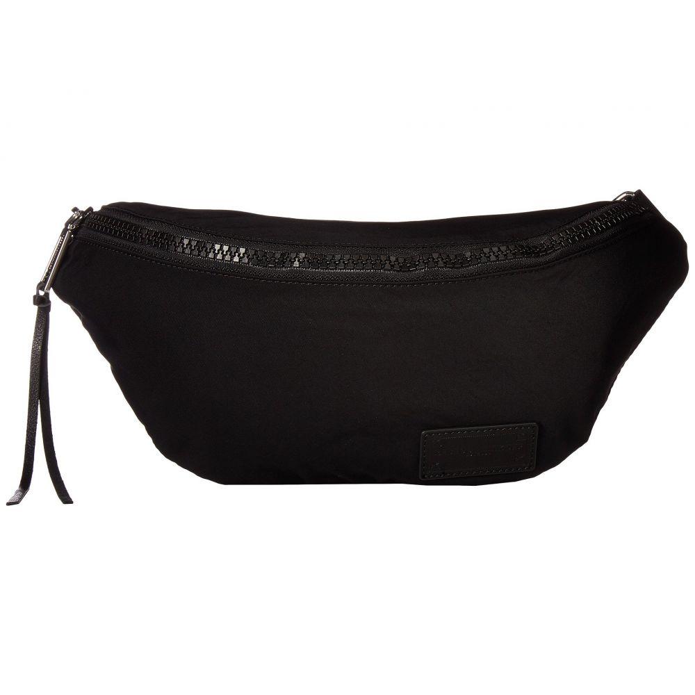 レベッカ ミンコフ Rebecca Minkoff レディース ボディバッグ・ウエストポーチ バッグ【Nylon Belt Bag】Black