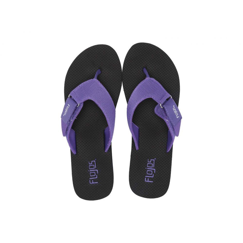 フロジョス Flojos レディース ビーチサンダル シューズ・靴【Abby】Lavender