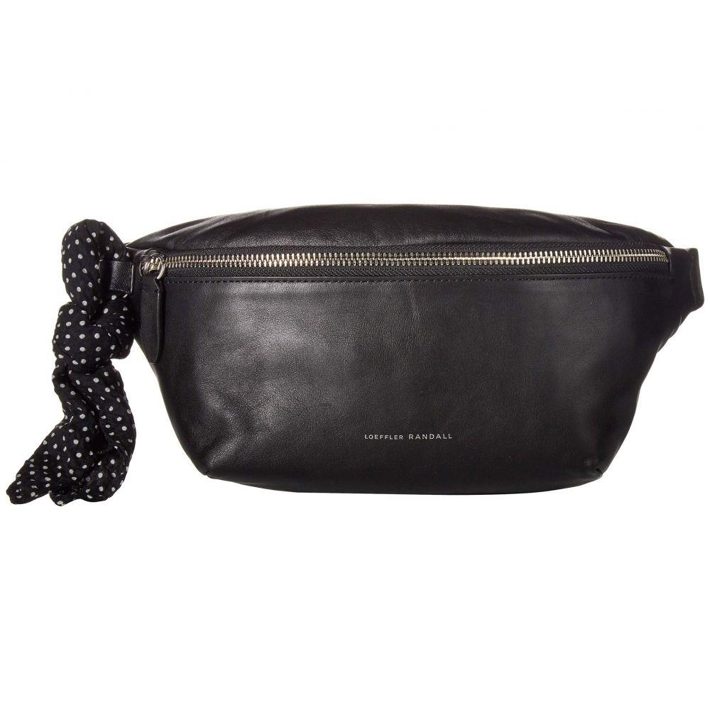 ロフラーランドール Loeffler Randall レディース ボディバッグ・ウエストポーチ バッグ【Sophie Belt Bag】Black