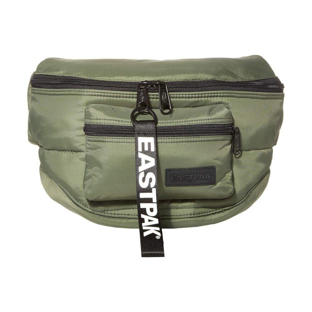 イーストパック EASTPAK レディース ボディバッグ・ウエストポーチ バッグ【Doggy Bag XL】Puffed Black