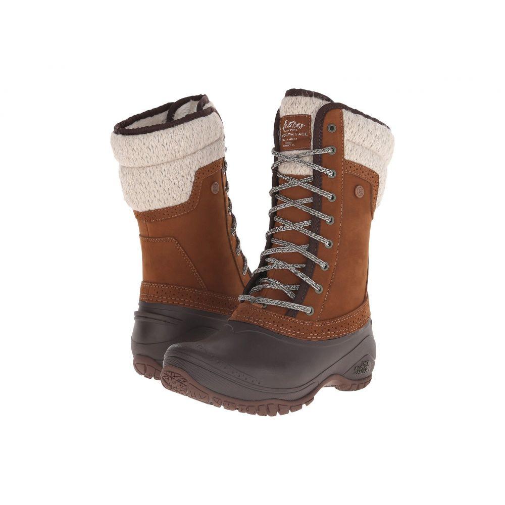 ザ ノースフェイス The North Face レディース ブーツ シューズ・靴【Shellista II Mid】Dachshund Brown/Demitasse Brown