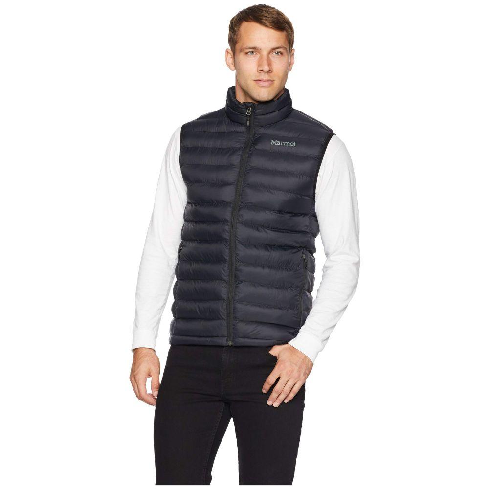 マーモット メンズ トップス ベスト・ジレ Black 【サイズ交換無料】 マーモット Marmot メンズ ベスト・ジレ トップス【Solus Featherless Vest】Black
