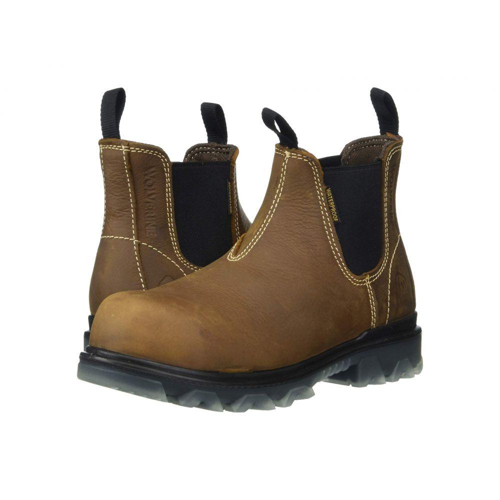 ウルヴァリン Wolverine レディース ブーツ シューズ・靴【I-90 EPX CarbonMax Romeo Boot】Sudan Brown