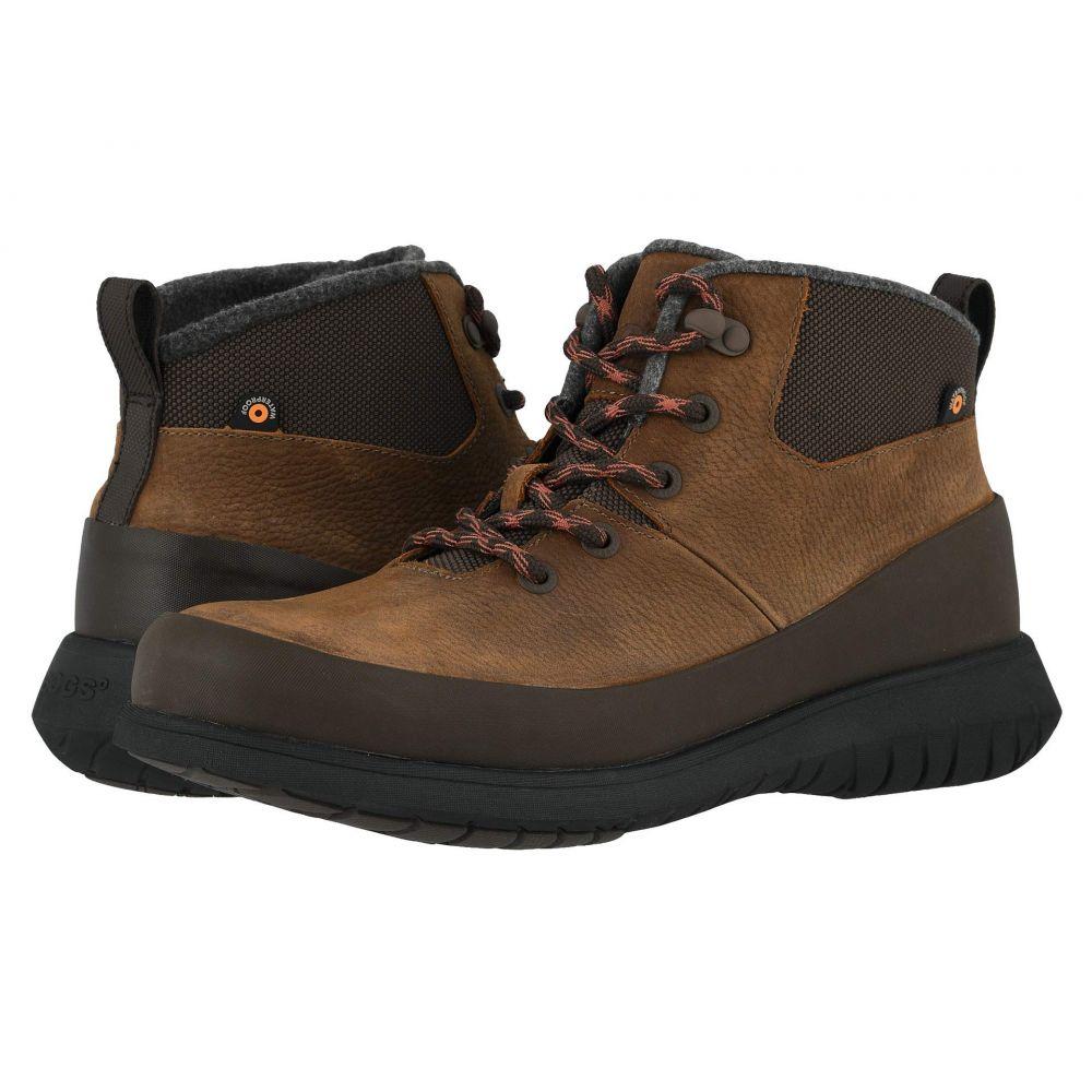 ボグス Bogs メンズ ブーツ シューズ・靴【Freedom Lace Mid】Cinnamon