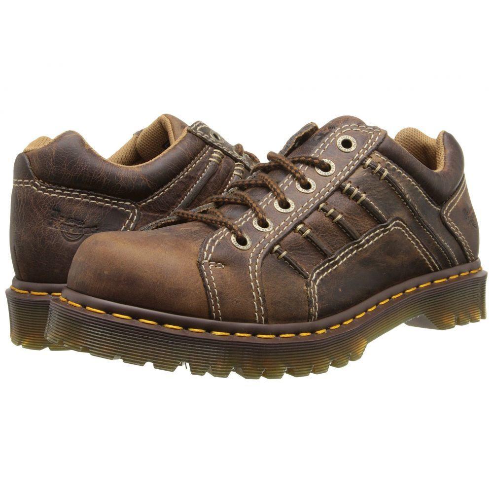 ドクターマーチン Dr. Martens Work メンズ 革靴・ビジネスシューズ シューズ・靴【Keith】Tan