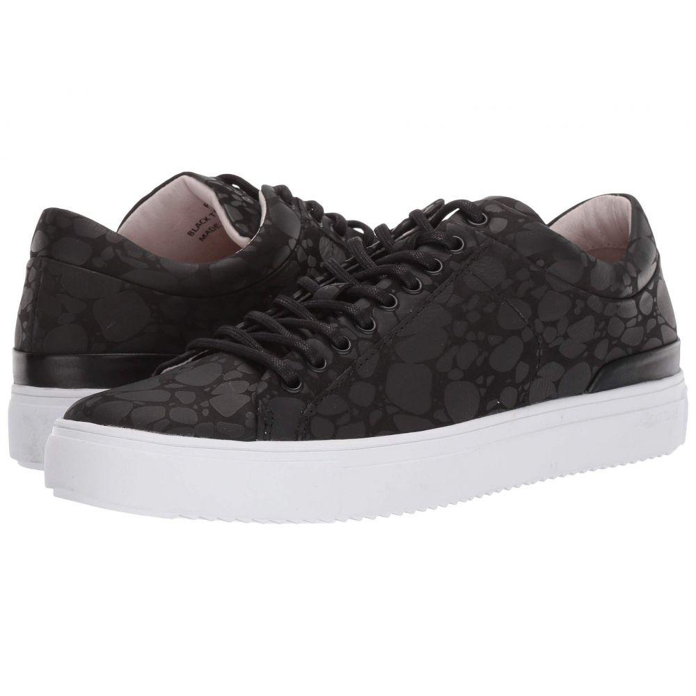 ブラックストーン Blackstone メンズ スニーカー ローカット シューズ・靴【Low Sneaker - RM11】Black Terrazzo