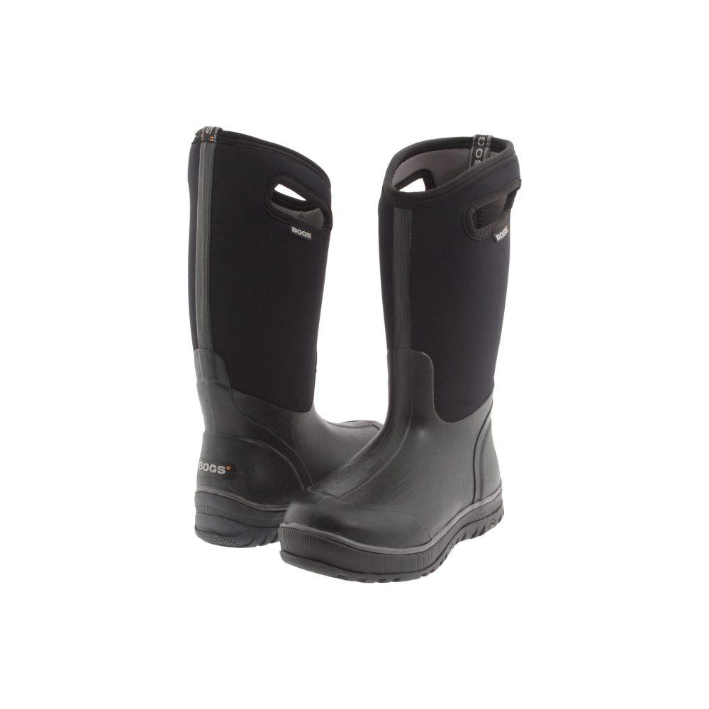 ボグス Bogs レディース ブーツ シューズ・靴【Ultra High】Black