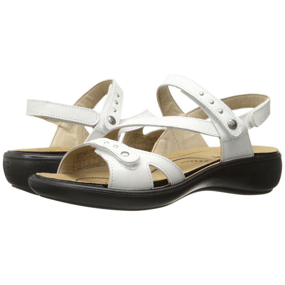ロミカ Romika レディース サンダル・ミュール シューズ・靴【Ibiza 70】White