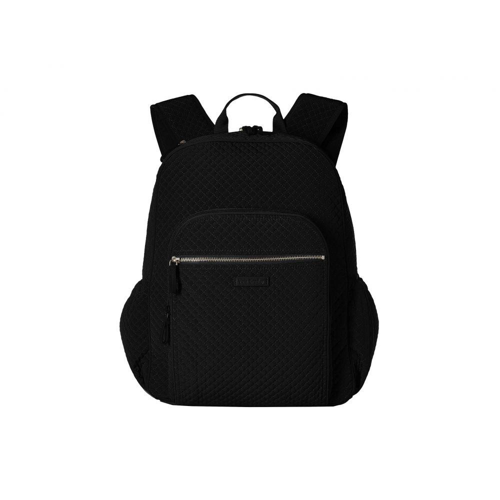 ヴェラ ブラッドリー Vera Bradley レディース バックパック・リュック バッグ【Iconic Campus Backpack】Classic Black