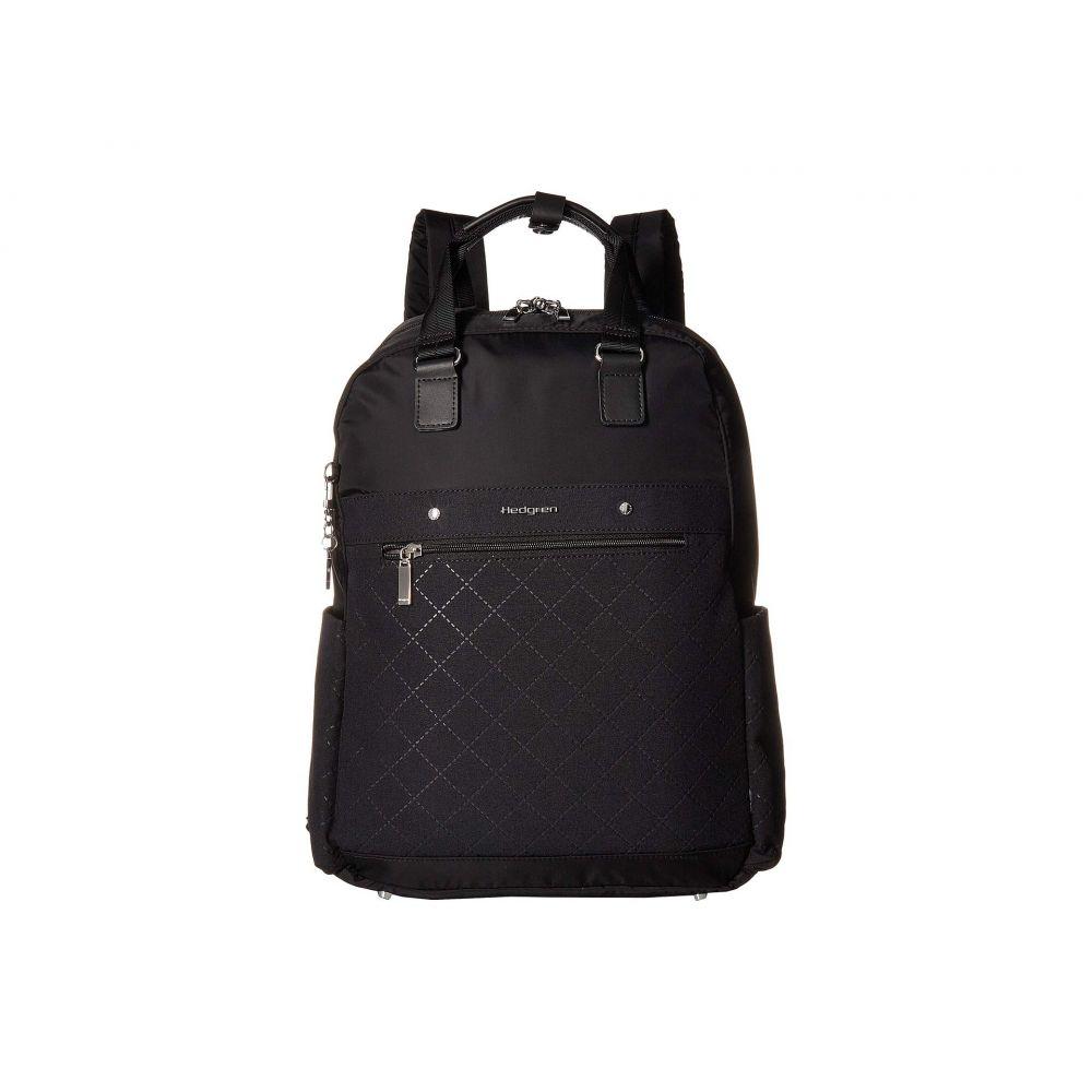 ヘデグレン Hedgren レディース バックパック・リュック バッグ【Ruby RFID Backpack 15'】Black