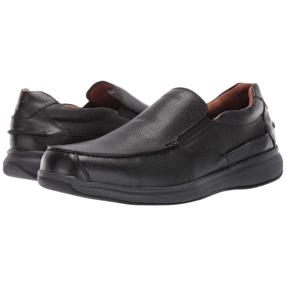 フローシャイム Florsheim Work メンズ スリッポン・フラット シューズ・靴【Bayside Steel Toe Slip-On】Black