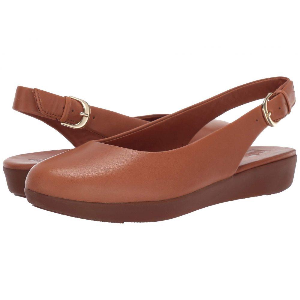 フィットフロップ FitFlop レディース スリッポン・フラット シューズ・靴【Sarita Slingback】Hazelnut