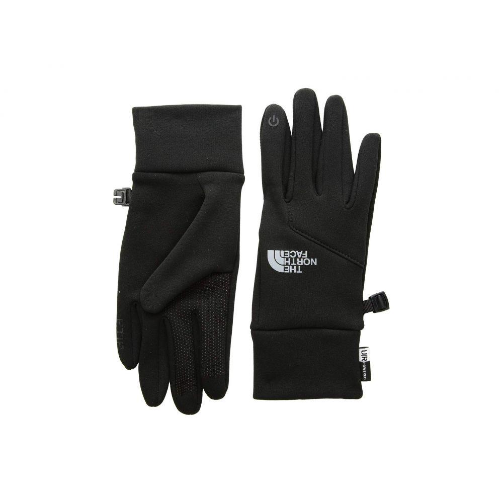 ザ ノースフェイス The North Face レディース 手袋・グローブ 【Etip(TM) Gloves】TNF Black