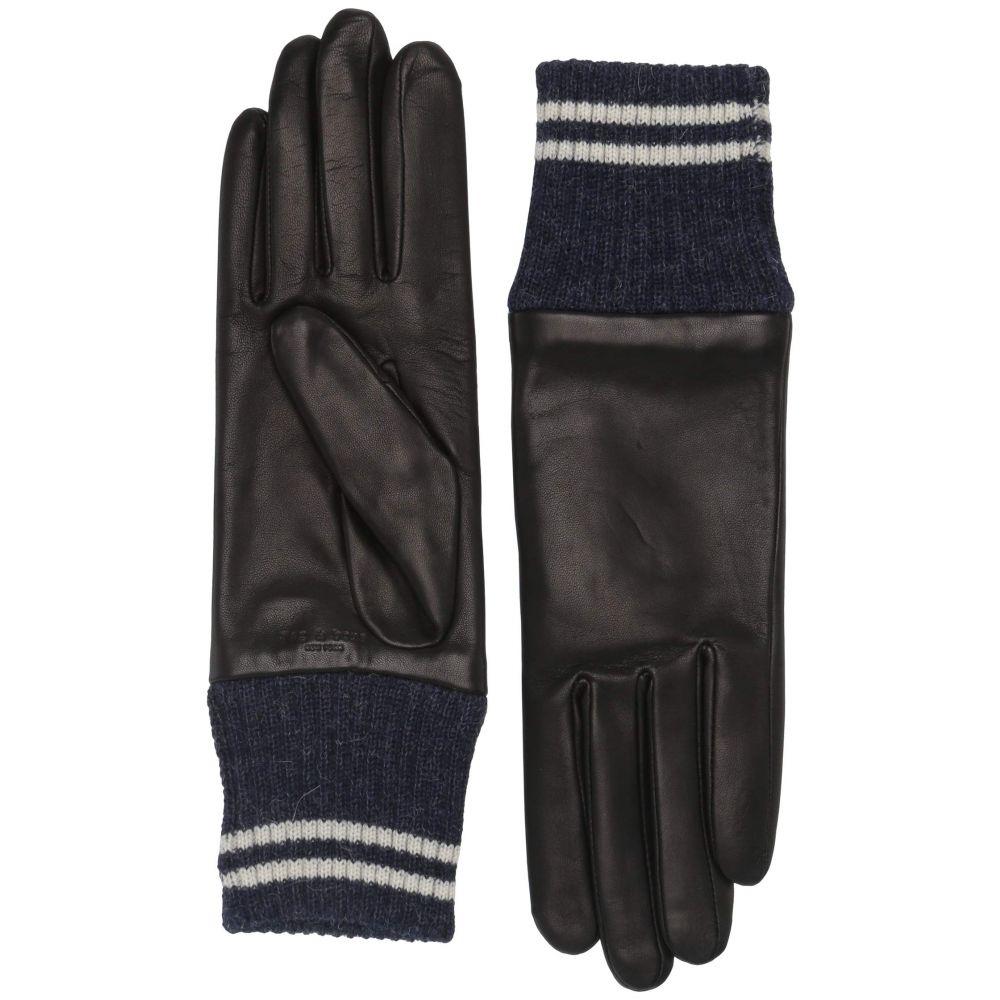ラグ&ボーン rag & bone レディース 手袋・グローブ 【Ski Gloves】Black/Navy