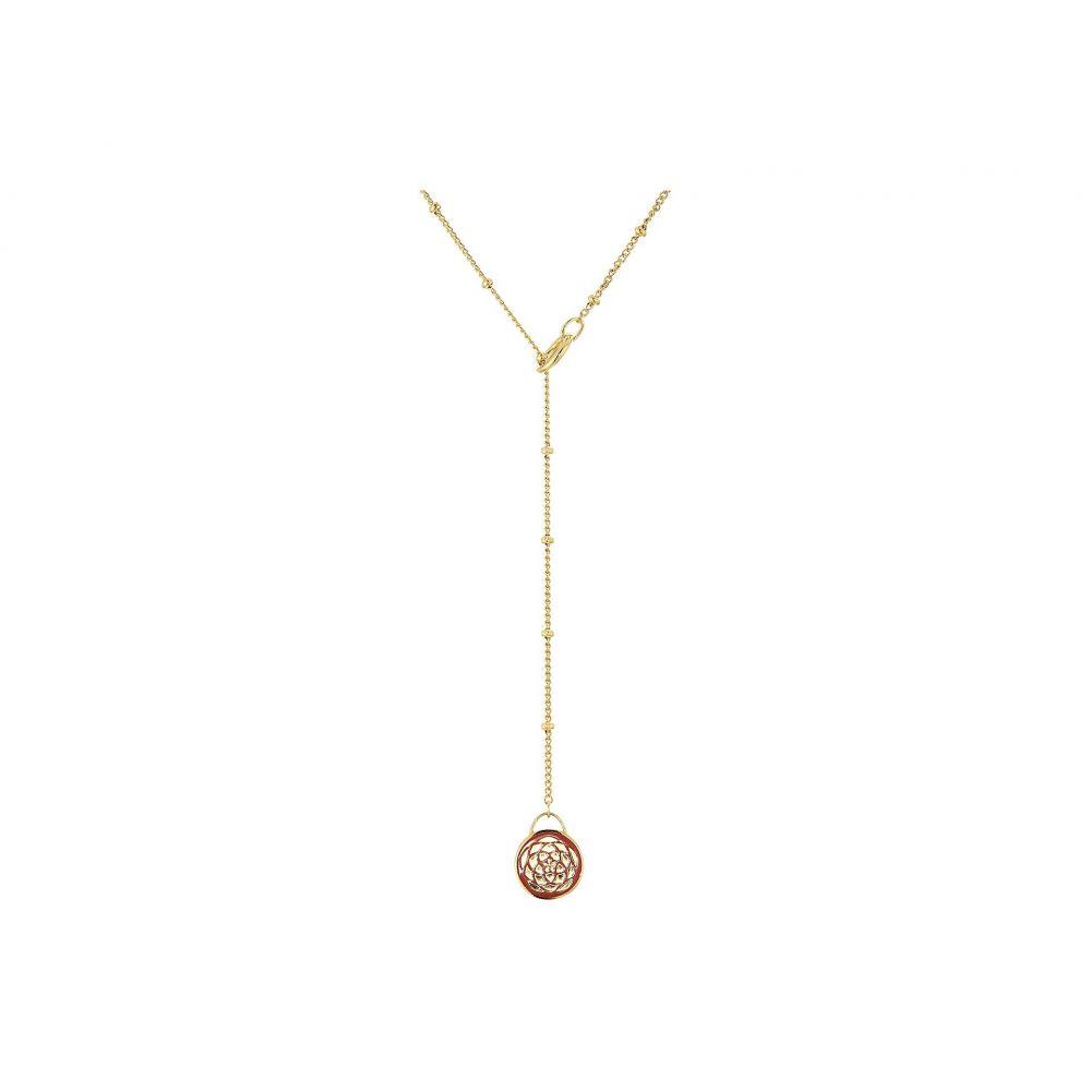アレックス アンド アニ Alex and Ani レディース ネックレス ラリエット ジュエリー・アクセサリー【New Beginnings 21' Adjustable Lariat Necklace】Gold