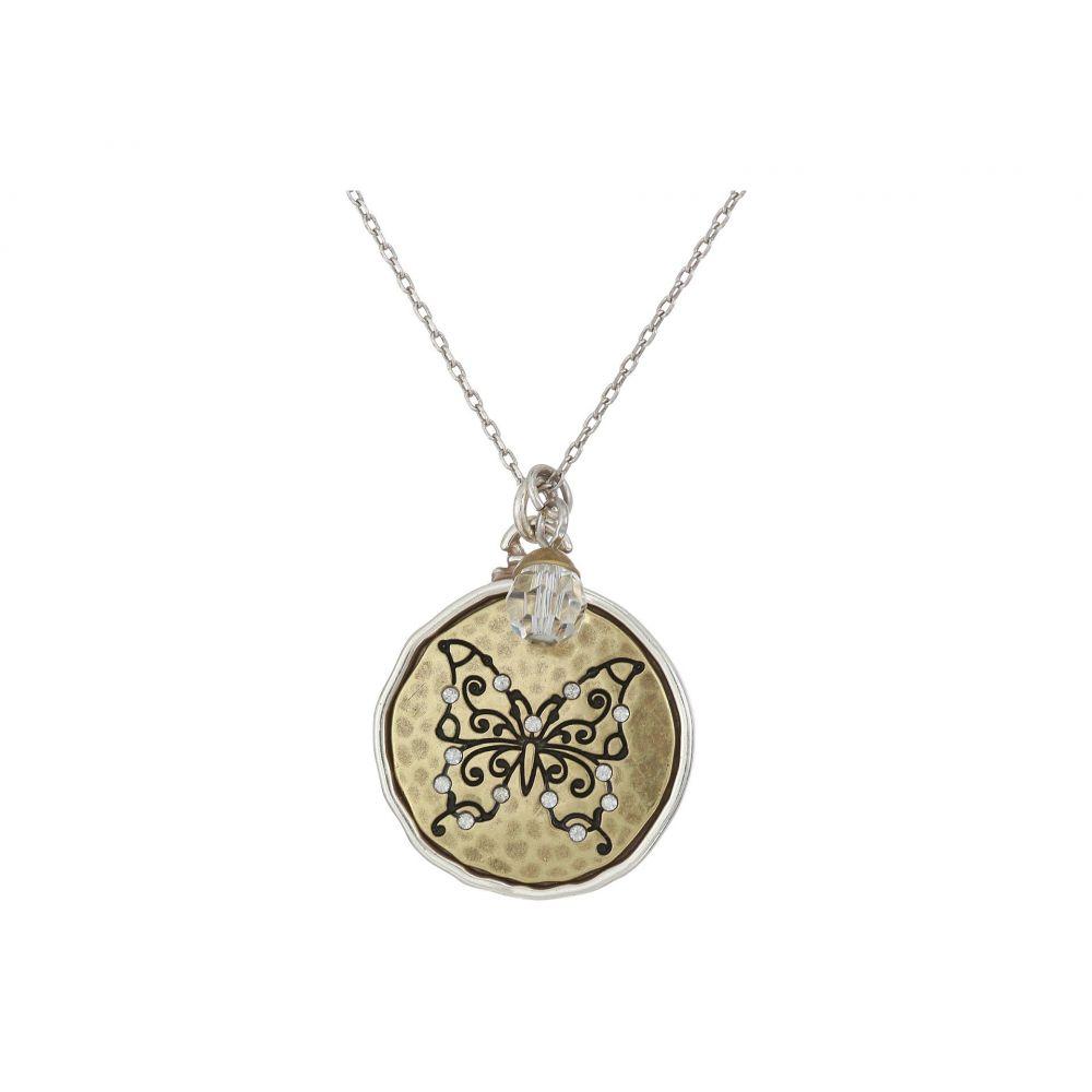 ブライトン Brighton レディース ネックレス ジュエリー・アクセサリー【Stars For The Soul Dreams Necklace】Silver/Gold