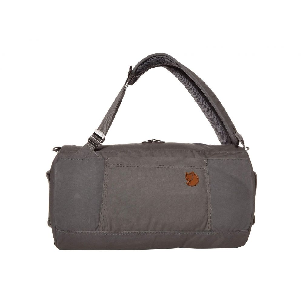 フェールラーベン Fjallraven レディース ボストンバッグ・ダッフルバッグ バッグ【Splitpack】Super Grey