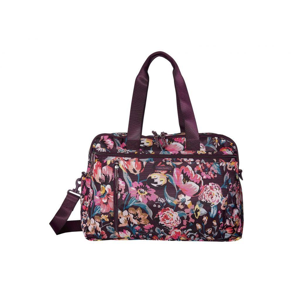 ヴェラ ブラッドリー Vera Bradley レディース ボストンバッグ・ダッフルバッグ バッグ【Lighten Up Weekender Travel Bag】Indiana Blossoms