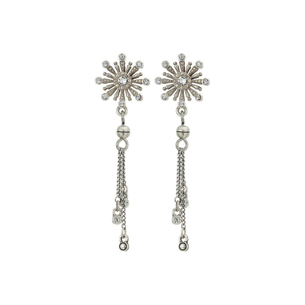 ブライトン Brighton レディース イヤリング・ピアス ドロップピアス ジュエリー・アクセサリー【Mira Post Drop Earrings】Crystal