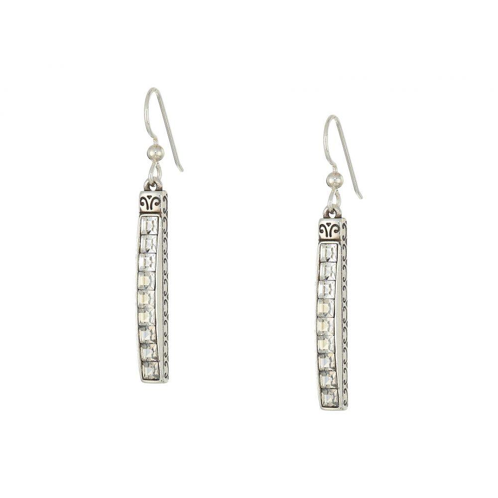 ブライトン Brighton レディース イヤリング・ピアス ジュエリー・アクセサリー【Spectrum Ice French Wire Earrings】Crystal