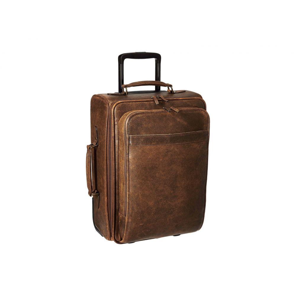 スカーリー Scully レディース スーツケース・キャリーバッグ バッグ【Squadron Wheeled Carry-On】Antique Brown