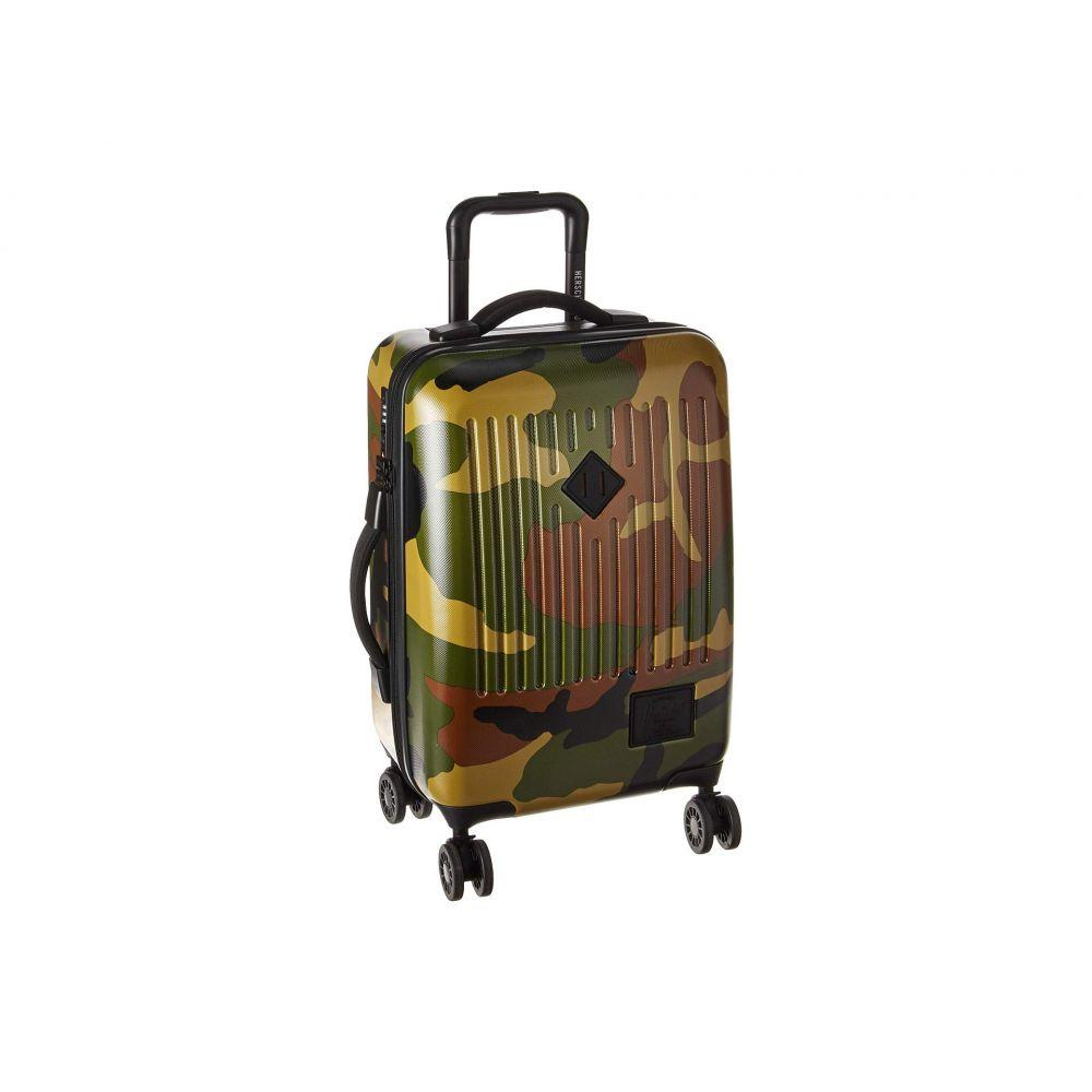 ハーシェル サプライ Herschel Supply Co. レディース スーツケース・キャリーバッグ バッグ【Trade Small】Woodland Camo