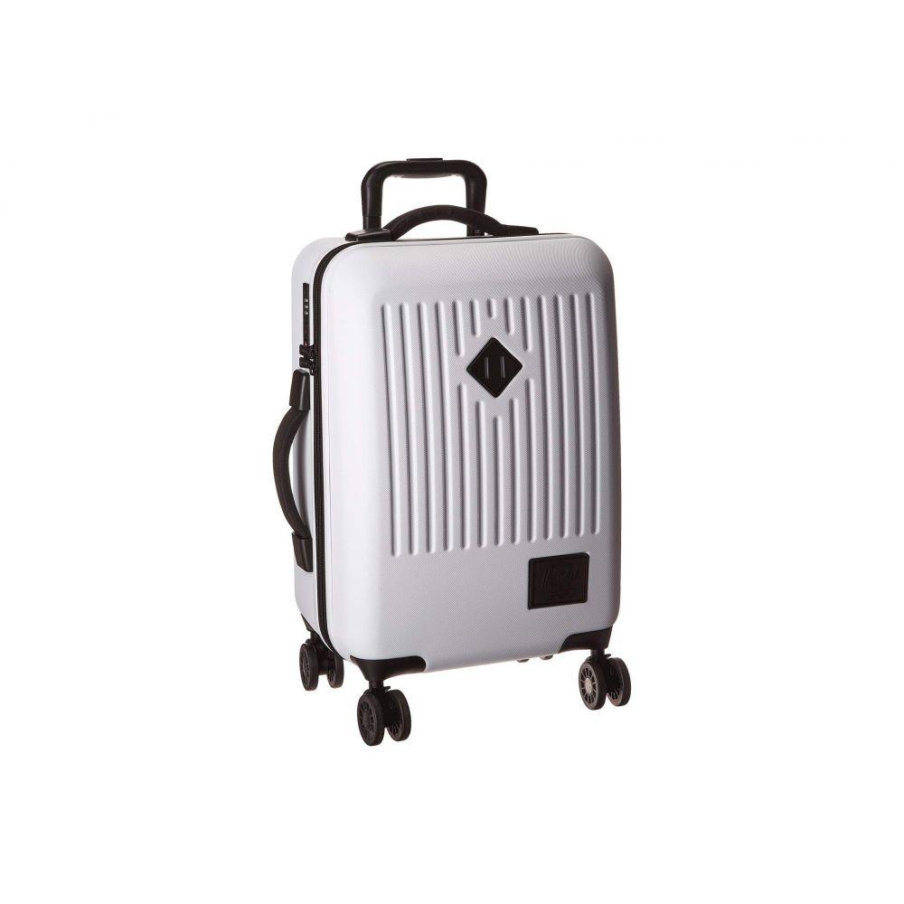 ハーシェル サプライ Herschel Supply Co. レディース スーツケース・キャリーバッグ バッグ【Trade Small】White