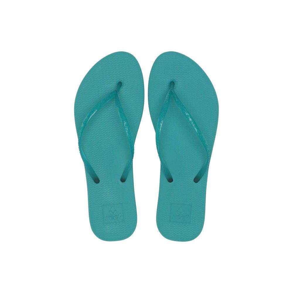 リーフ Reef レディース ビーチサンダル シューズ・靴【Escape Lux】Turquoise