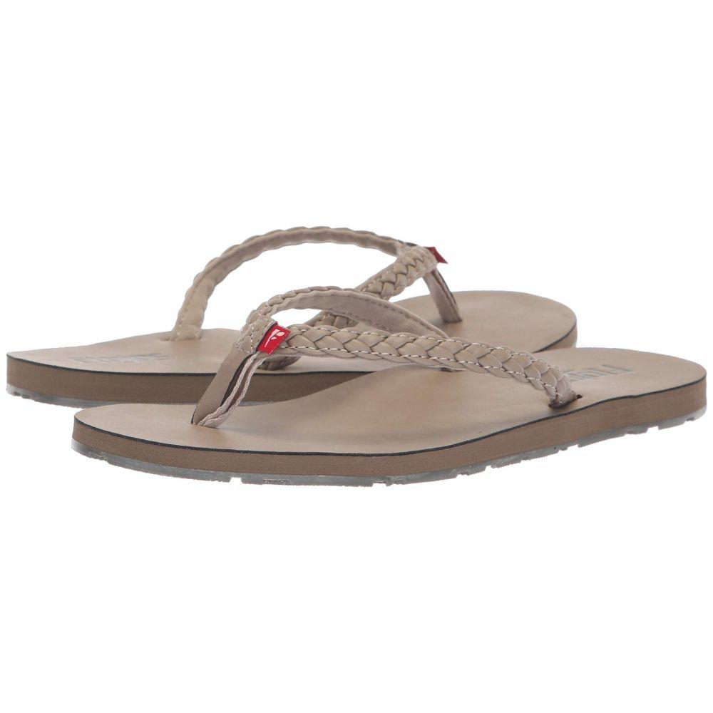フロジョス Flojos レディース ビーチサンダル シューズ・靴【Harper】Stone