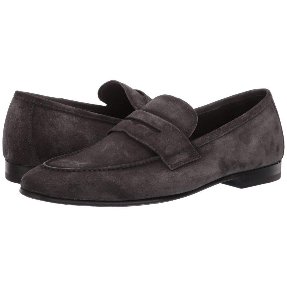 トゥーブートニューヨーク To Boot New York メンズ ローファー シューズ・靴【Enzo】Grey Suede