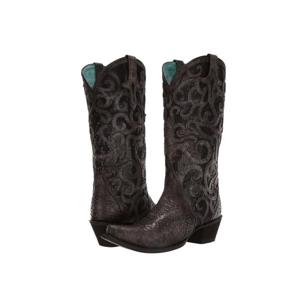 コラル Corral Boots レディース ブーツ シューズ・靴【C3446】Black