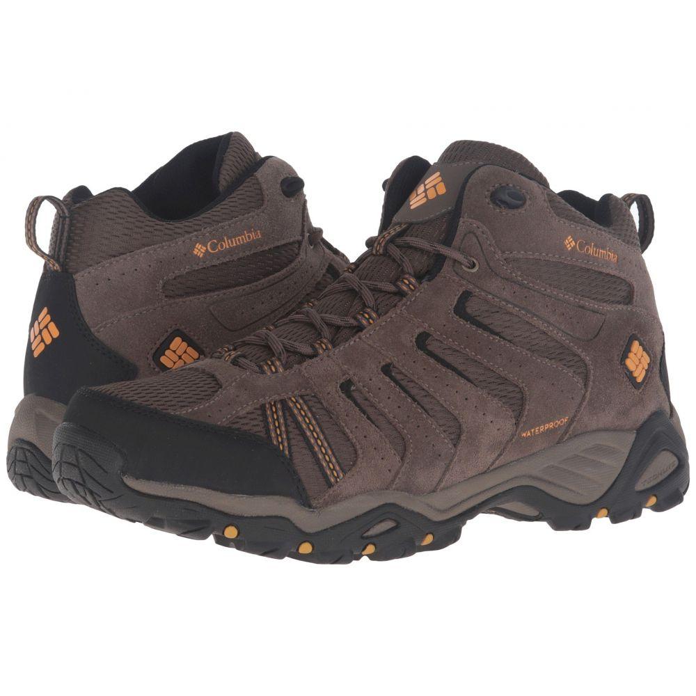 コロンビア Columbia メンズ ハイキング・登山 シューズ・靴【North Plains II Waterproof Mid】Mud/Squash