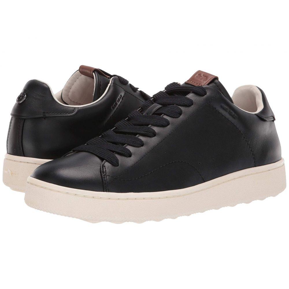 コーチ COACH メンズ スニーカー ローカット シューズ・靴【C101 Low Top】Black