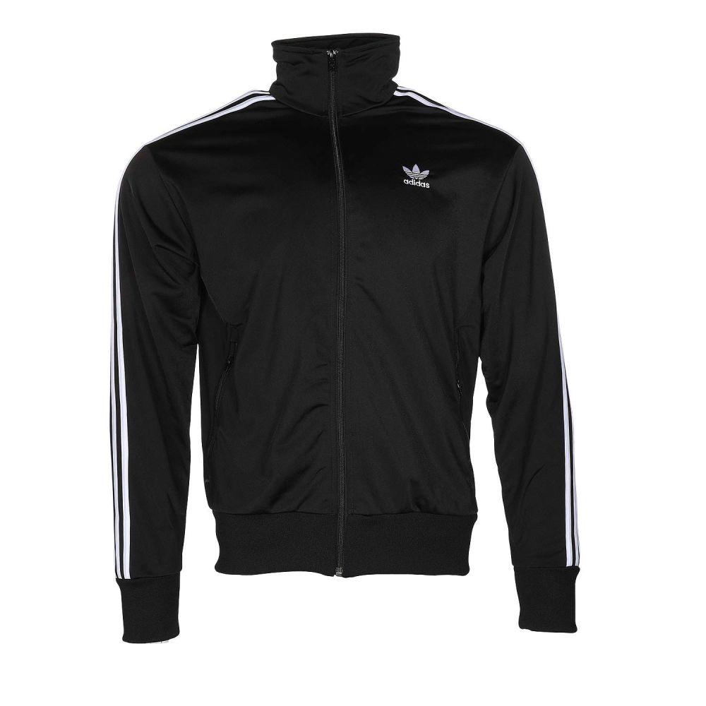アディダス adidas Originals メンズ ジャージ アウター【Firebird Track Jacket】Black