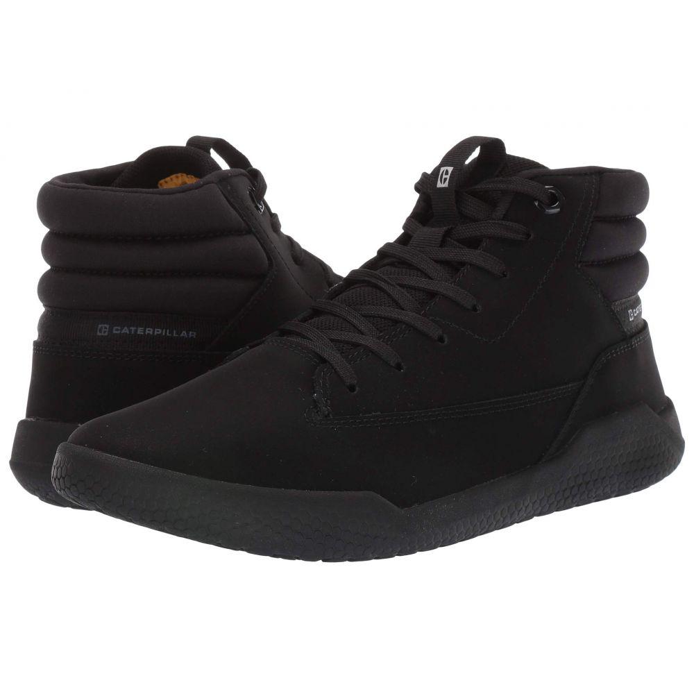 キャピタラー カジュアル Caterpillar Casual メンズ スニーカー シューズ・靴【Hex Hi】Black
