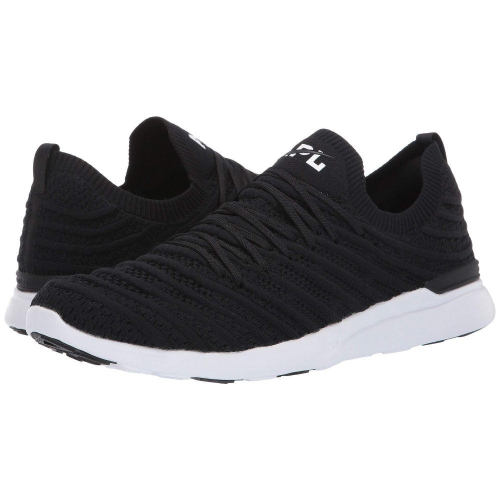 アスレチックプロパルションラブス Athletic Propulsion Labs (APL) メンズ スニーカー シューズ・靴【Techloom Wave】Black/White