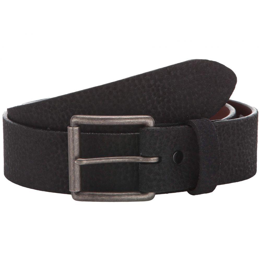 トリノレザー Torino Leather Co. メンズ ベルト 【38 mm Antique Pebble Suede】Black