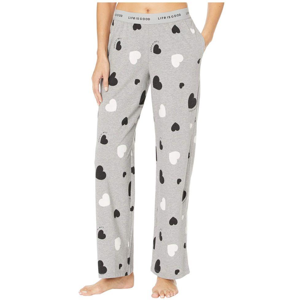 ライフイズグッド Life is Good レディース パジャマ・ボトムのみ インナー・下着【Snuggle Up Sleep Pants】Heather Gray