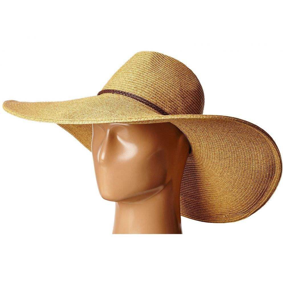 サンディエゴハット San Diego Hat Company レディース ハット サンハット 帽子【UBX2722 Pinched Crown Floppy Sun Hat】Natural