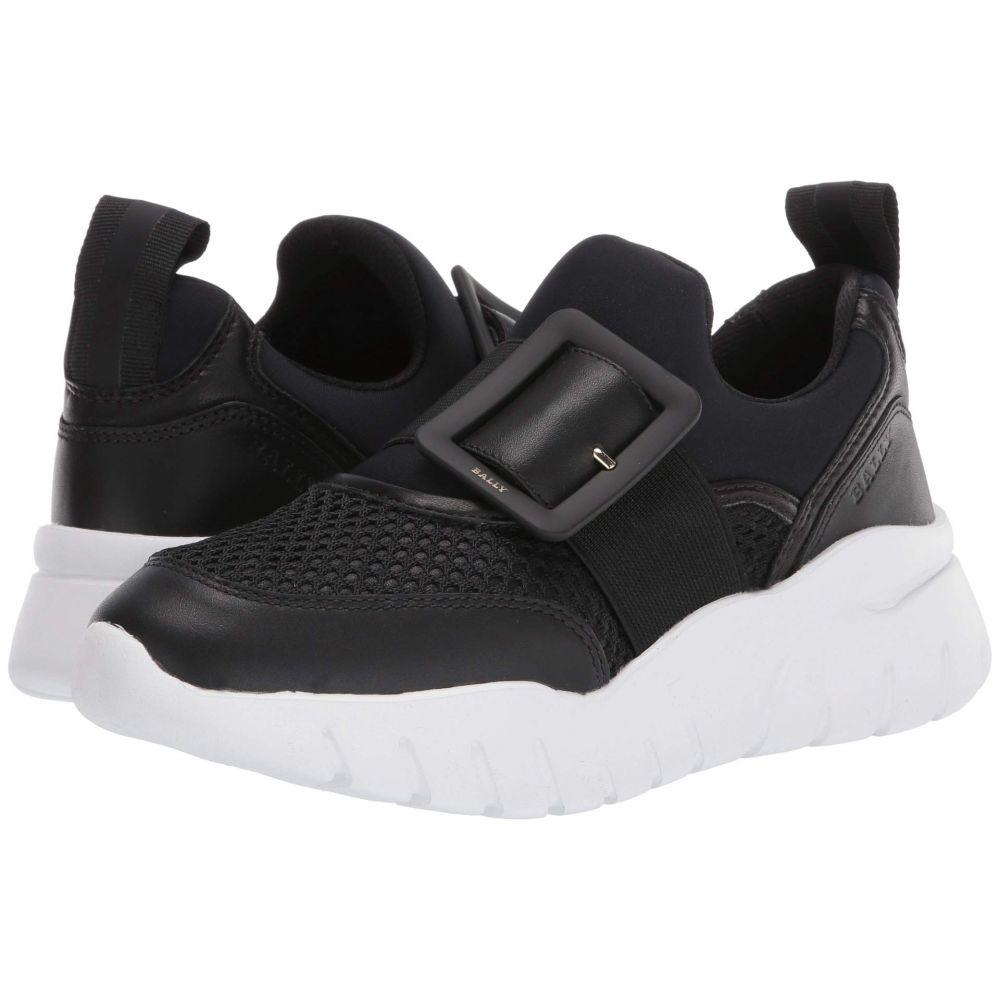バリー Bally レディース スニーカー シューズ・靴【Brinelle Sneaker】Black